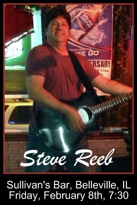 Steve Reeb 2-8-13