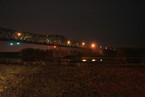 Bridge over Peru