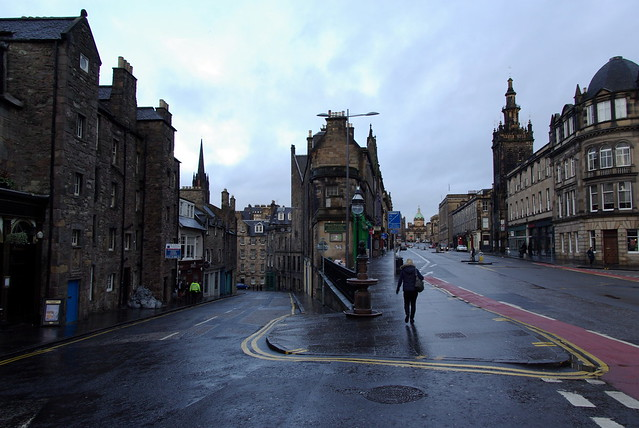 Old Town's Street, Edinburgh