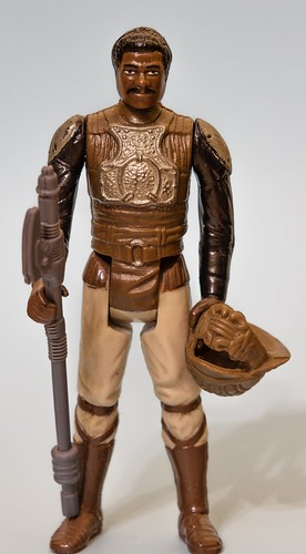 SW00123 01 #LF# [No COO] !Lili Ledy-Lili Ledy Accessoires! ?Lando Calrissian (Skiff Guard Disguise)?