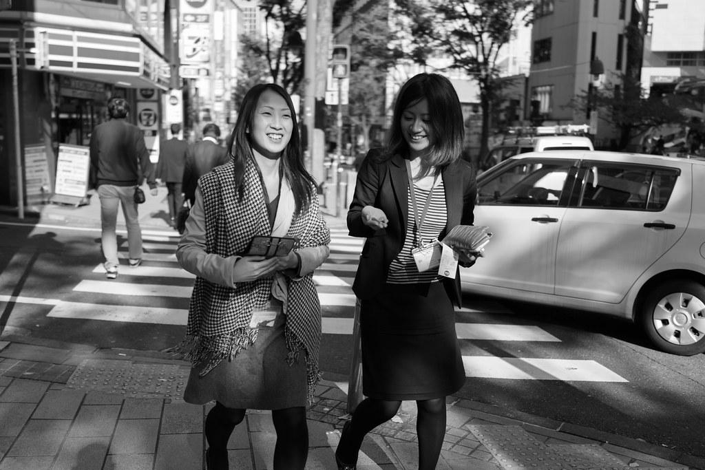 At Shibuya.
