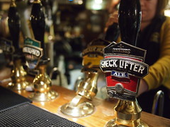 Sneck Lifter Ale. The Oddfellows Arms, Keswick