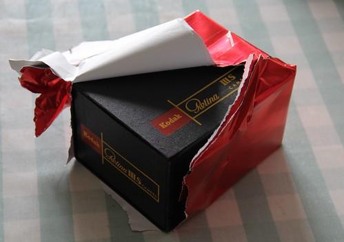 Retina IIIS - Christmas Present! by TempusVolat
