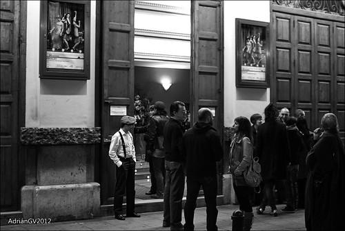 València en blanc i negre 1 by ADRIANGV2009