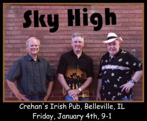 Sky High Band 1-4-13