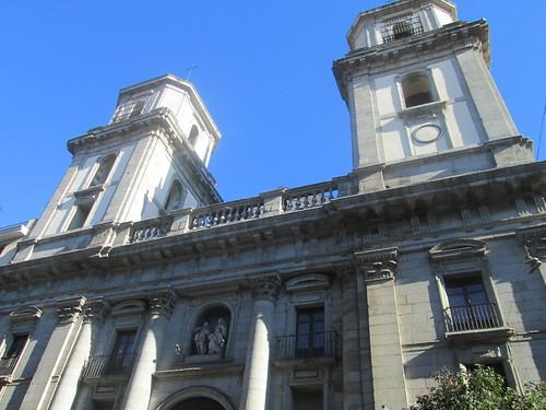 Real Colegiata de San Isidro y Nuestra Señora del Buen Consejo, Centro. Madrid