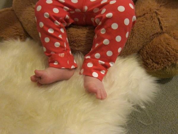 Polka Dots & Tiny Toes
