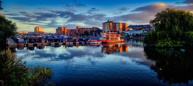 Lincoln_120910_0334 Brayford Quays