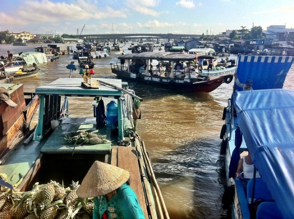 InMyShoesTravel Mekong Delta Photo Tour