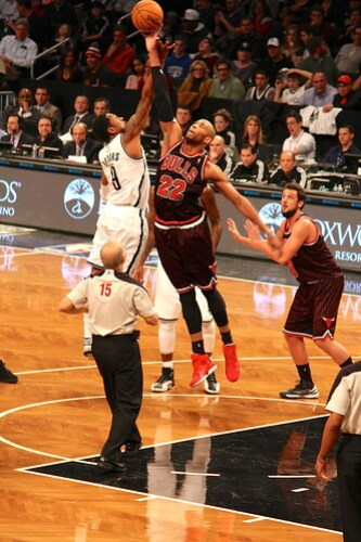 Brooklyn Nets vs Chicago Bulls