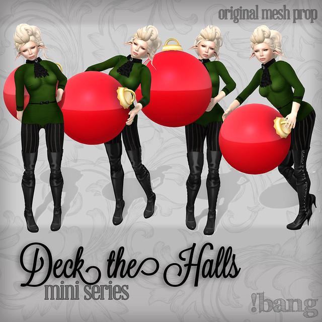 !bang - deck the halls