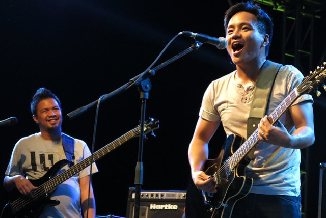 Ebe Dancel at RockEd Children's Rights Concert - 10