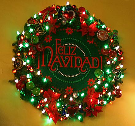 Feliz Navidad from Fiesta Village