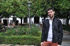 Iván Mateo Nogueras, interesado en los idiomas
