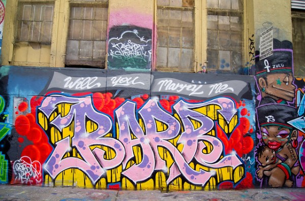 5 Pointz Marriage Proposal