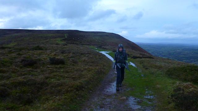 Hatterrall Hill, Offa's Dyke