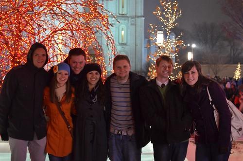 Temple Square!