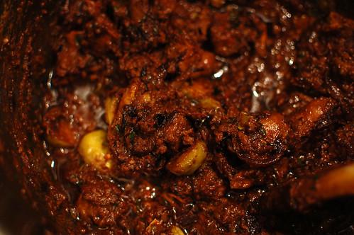 Leftover Pork Belly Curry