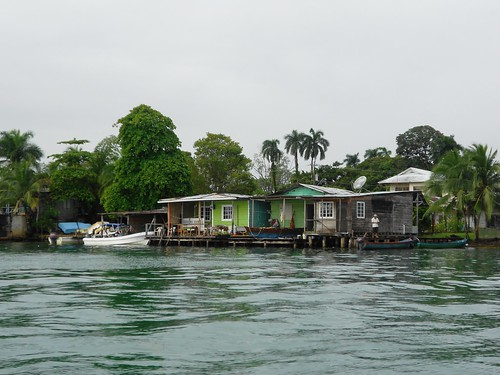 Bocas del Toro,Isla Colon