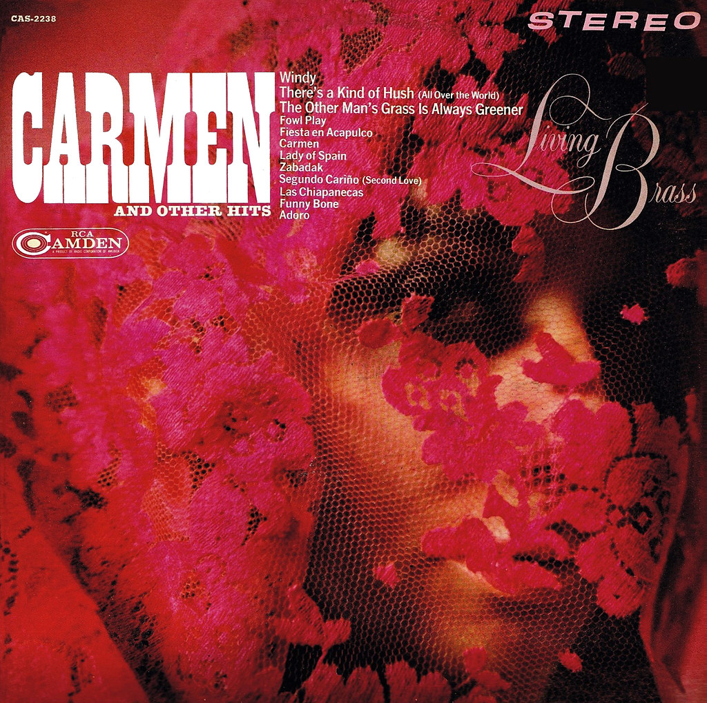 Living Brass - Carmen