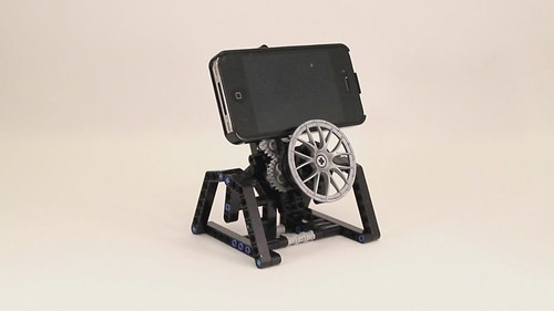 iPhone Gaming Stand Functions Video