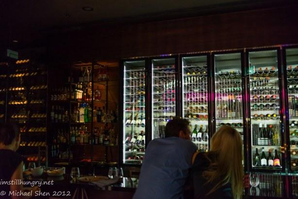 Momofuku Seiobo bar