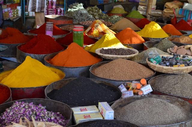 Rissani market