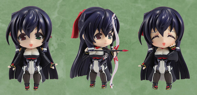 Nendoroid Asama Tomo: Uniform version