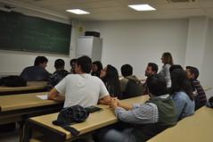 En la clase de Sevilla Ingenius