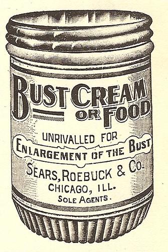 bust cream_retronaut