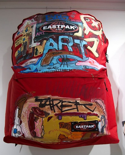 Tag my giant bag by Tarek by Pegasus & Co