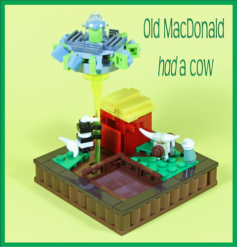 Old MacDonald had a cow