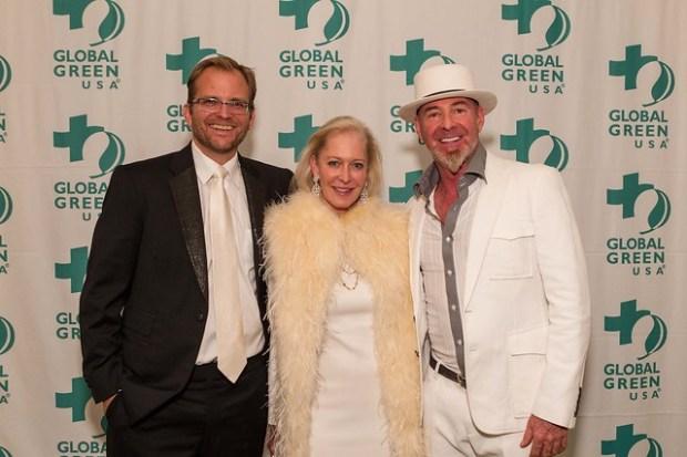 Matt Petersen, Wendy Schmidt, Christopher Bently
