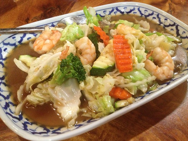 Phad pak ruam mid - Original Thai Cuisine