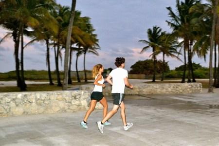 Lugares donde correr en Miami