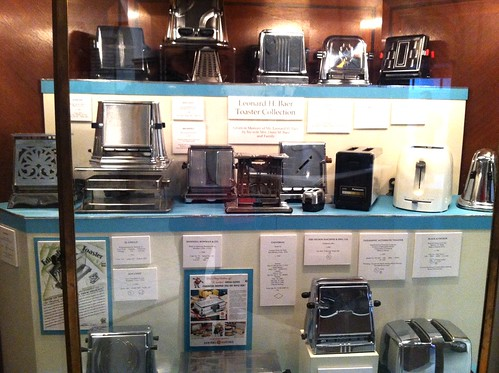 Cool toaster collection