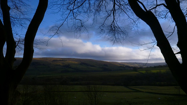 Greenleycleugh Crags