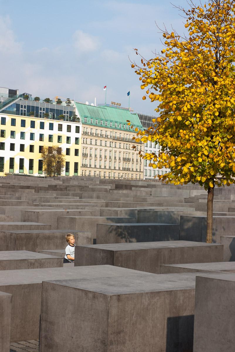 Memorial de los judíos asesinados por el nazismo