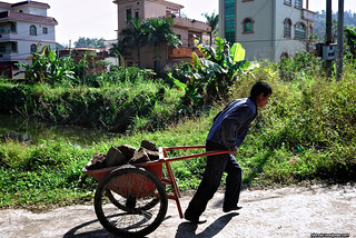 Farmer in Liang Xi
