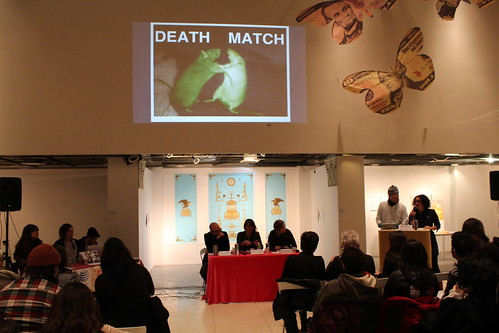 Flux Death Match: Arts Funding, Follow the $$$$