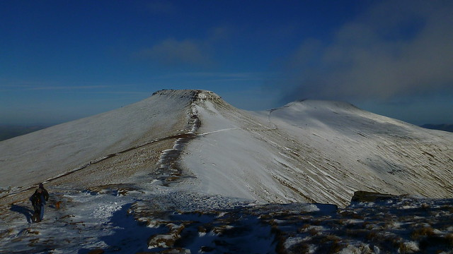 Pen-y-Fan, Corn Du