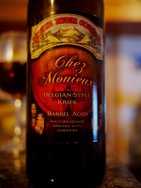 Alpine Beer Company Chez Monieux