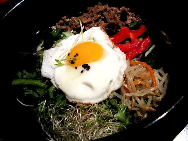 Korean dinner 11