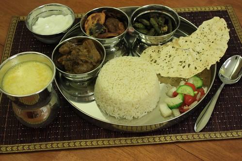 2013 01 Indian Dinner (2)