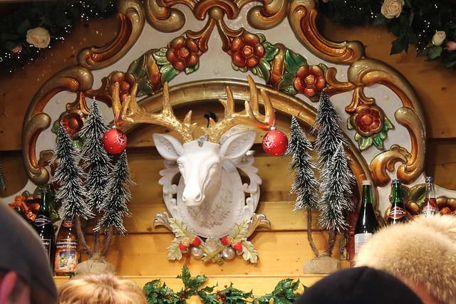 Decoration Noel Ange Trico
