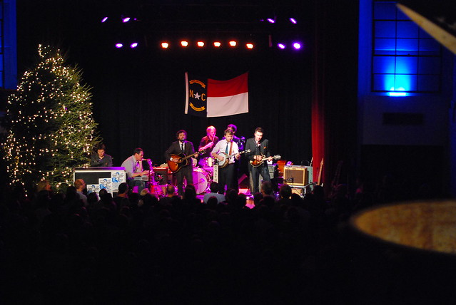 chatham county line electric holiday show @ haw river ballroom