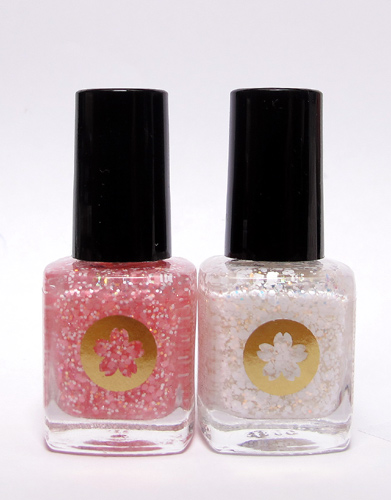 Sonnetarium glitter polishes