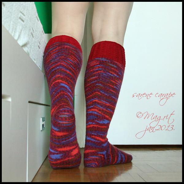 knee socks 2