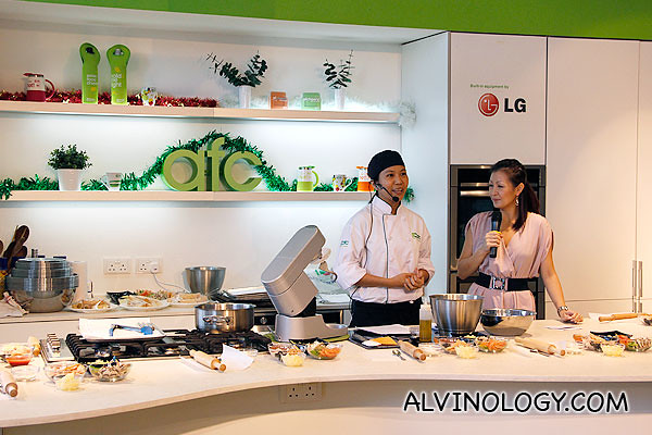 Meet AFC's Chef Wendy Ong!