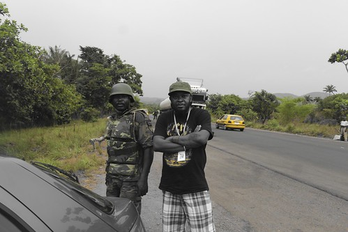 Nigerian Army by Jujufilms
